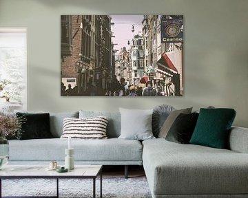 Gutes altes Amsterdam von Patrick Aniszewski