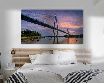 Uddevalla Brücke, Schweden