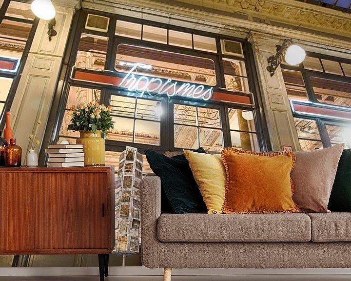 Sfeerimpressie behang: Oud winkeltje van Mark Bolijn