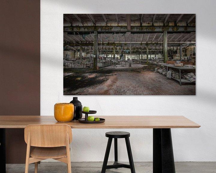 Beispiel: Alte Textilfabrik von Olivier Photography