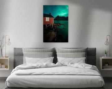 Room with a view van Edwin Mooijaart