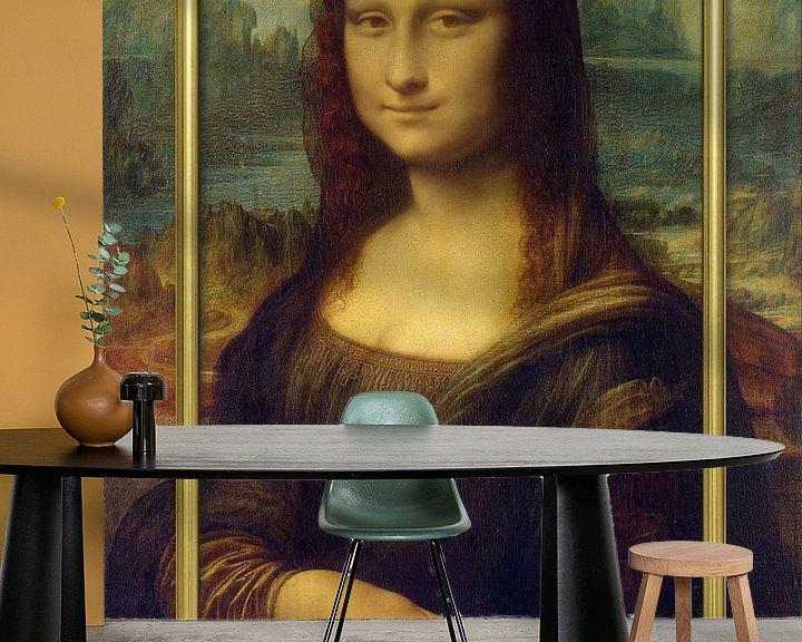 Impression: Mona, Reframed sur Marja van den Hurk