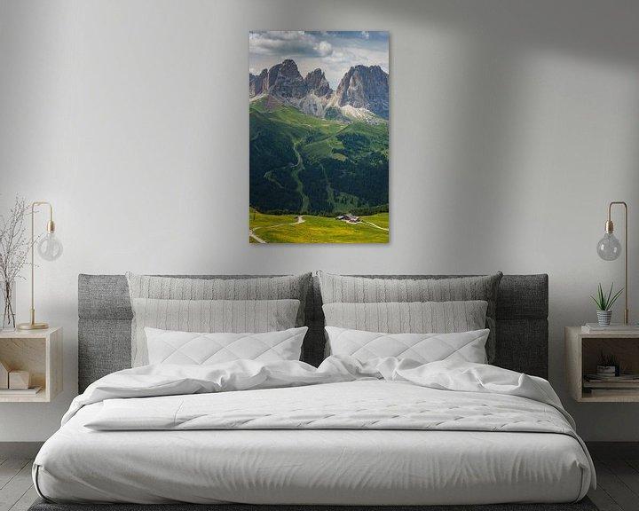 Sfeerimpressie: Sassolungo van Eelke Brandsma