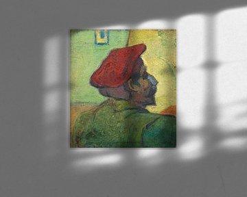 Paul Gauguin (Mann in einem roten Barett), Vincent van Gogh