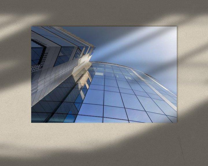 Sfeerimpressie: Moderne architectuur 2 van Mark Bolijn