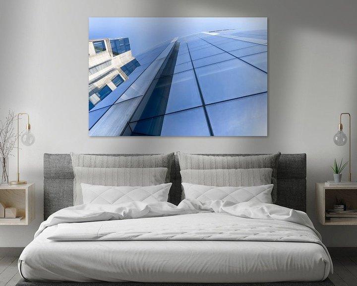 Sfeerimpressie: Moderne architectuur 1 van Mark Bolijn