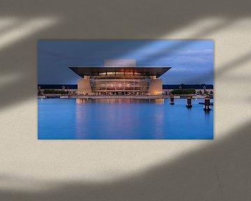 Das Opernhaus in Kopenhagen von Henk Meijer Photography