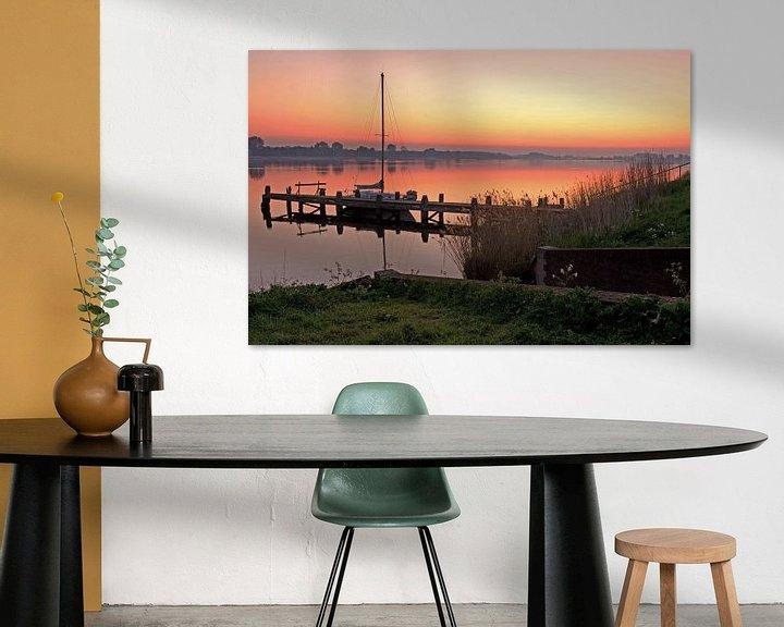 Sfeerimpressie: sunrise van Petra Vastenburg
