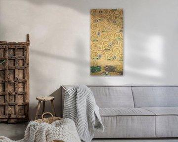 Teil 1: Neun Cartoons für den Speisesaal, Gustav Klimt
