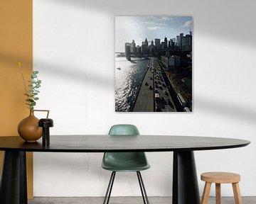 New York City Vibes van Ian Schepers