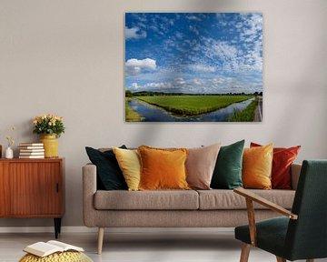Pano Kwakel, Kortenhoef, Wijdemeren, Netherlands van Martin Stevens