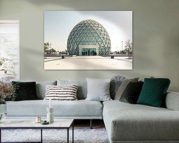 Scheich Zayed Moschee von Eerensfotografie Renate Eerens