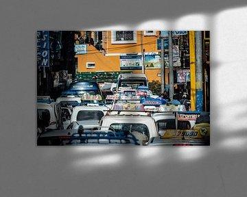 Straßenverkehr Peru von Eerensfotografie Renate Eerens