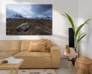 Noorwegen Winter Landschap