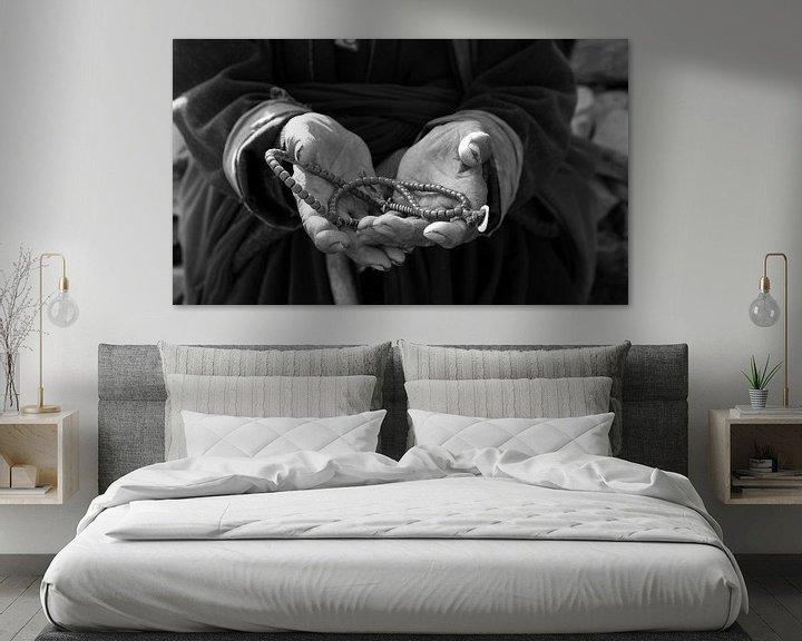 Beispiel: Mit offenen Händen von Affect Fotografie
