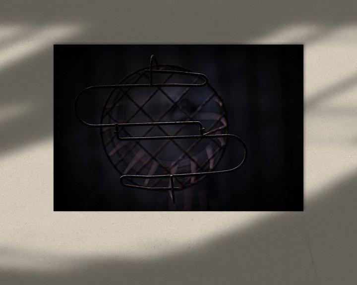 Sfeerimpressie: Het wasmandje - Verlaten steenkoolmijn, Duitsland van Cristel Brouwer