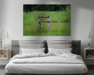 A fence von Romuald van Velde