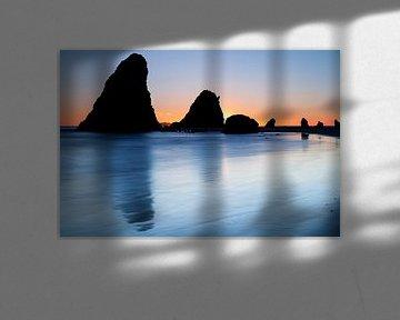 glasshouse rocks @ narooma   - Australien von Jiri Viehmann