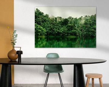 Grün und üppig von Dennis Jansen