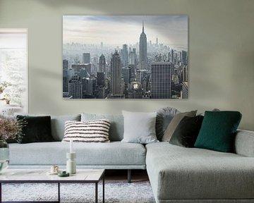 New York von Arnold van Wijk