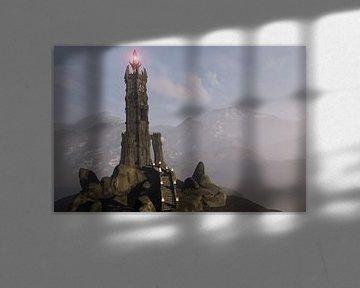 Die Turmleuchte 01 von H.m. Soetens