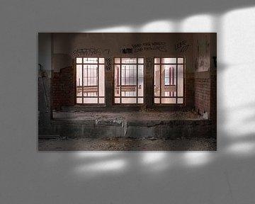 Drei Fenster von Lynn Finch