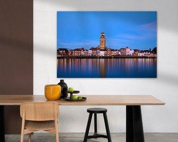 Skyline van Deventer van Truus Nijland