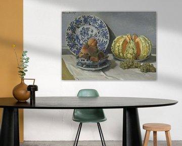 Stillleben, Claude Monet