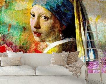 Meisje met de Parel - The Full Colour Edition van Marja van den Hurk