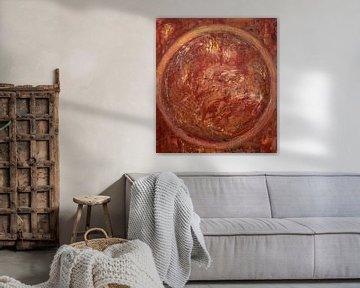 Kreis Siena von Els Hattink