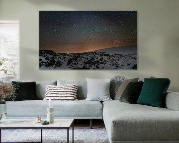 Touch of Arctic Light van Twan van Vugt