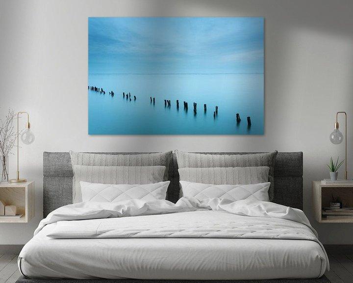 Sfeerimpressie: Silent Row van Marcel Kerkhof