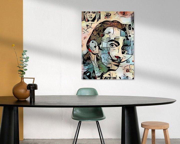 Sfeerimpressie: Het uitzicht (Salvador Dali) van zam art