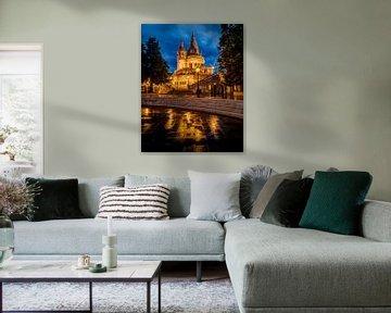 Avond in Boedapest van Jeroen Linnenkamp