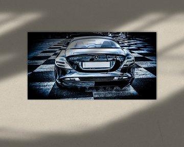 Mercedes McLaren SLR von Atelier Liesjes