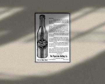 Pepsi Cola Anzeige von Atelier Liesjes