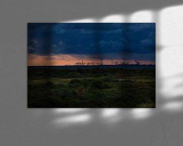 Maasvlakte von Jan Tuns