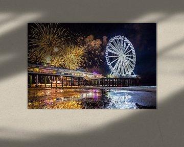 Festival de feux d'artifice Scheveningen 2018
