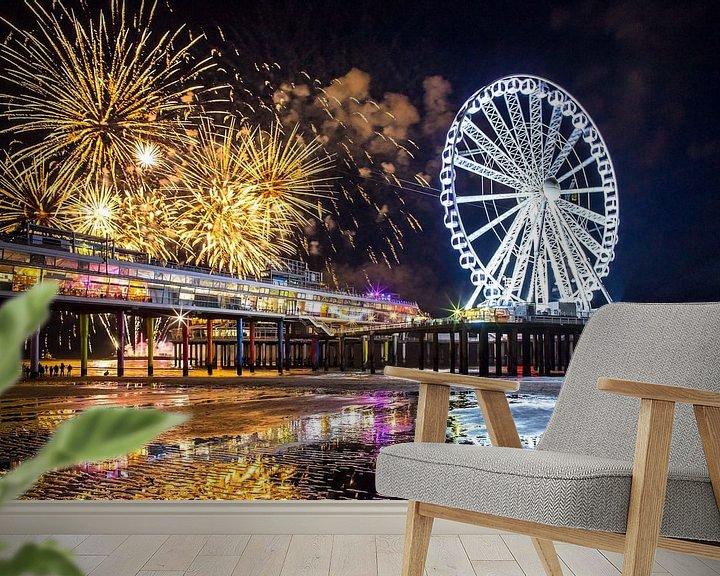 Impression: Festival de feux d'artifice Scheveningen 2018 sur Maurice Haak