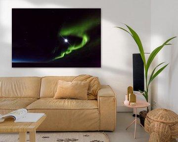 Aurora Borealis van Peter Leenen