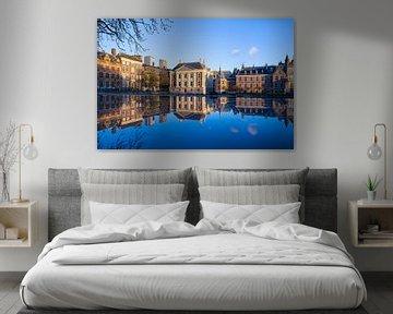 Mauritshuis en Binnenhof in Den Haag van Maurice Haak
