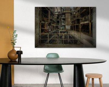 Der industrielle Hamsterkäfig von Wesley Van Vijfeijken