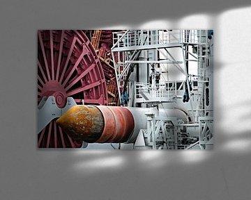 Detail van schip van Artstudio1622
