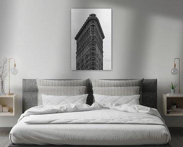 FlatIron Gebäude, New York von Peter Leenen