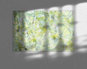 Frühlingsgrün von Nanda Bussers