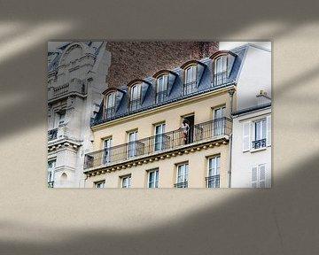 Balkonmodell von Emil Golshani
