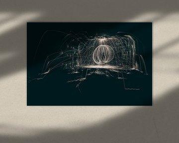 Spin van licht van Jacqueline Lemmens