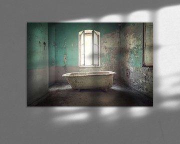 verlassenes Bad von Kristof Ven