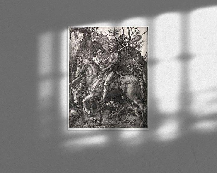 Sfeerimpressie: Ridder, de Dood en de Duivel van De Canon