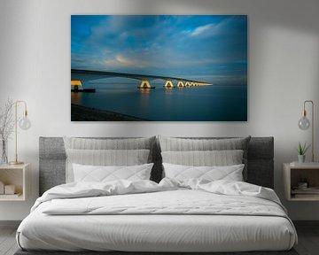 De prachtige Zeelandbrug van Mariska Brouwenstijn